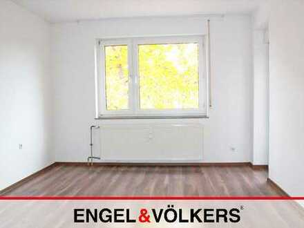 Zentral gelegene 2-ZKB-Wohnung mit Garage!