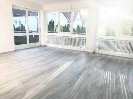 Reserviert! Lichtdurchflutete 4,5-Zimmer-Wohnung mit Doppelgarage in Bad Saulgau