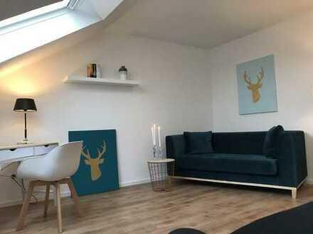 Möbliertes Single-Apartment- Citylage- Ideal für Studenten u. Pendler zum 1.12.2019 frei