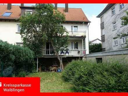 Doppelhaushälfte in Waiblingen Stadt!