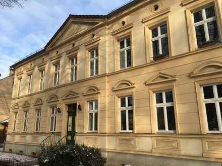 Helle 3-Zimerwohnung im attraktiven Jugendstilhaus mit Mietergarten - 1 Monat mietfrei für Umzug