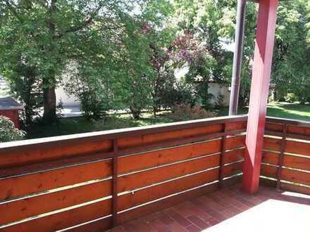 Gepflegte 2-Zimmer-Wohnung mit Balkon und Einbauküche in Bad Wörishofen