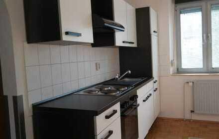 Stilvolle, möbelierte (Löffelfertig) 2-Zimmer-Wohnung mit Einbauküche im Düsseldorfer Norden.
