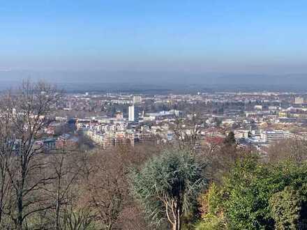 Toplage FR-Wiehre: Moderne 3-Zimmerwohnung, naturnah und zentral !