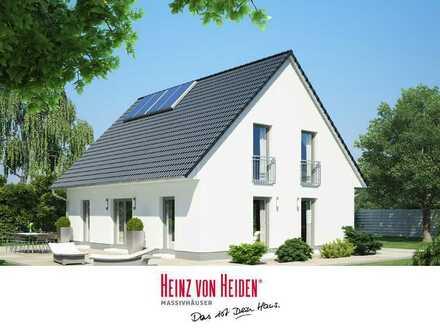 Home-Office auf der eigenen Terrasse? Ihr Einfamilienhaus ist schon im Bau