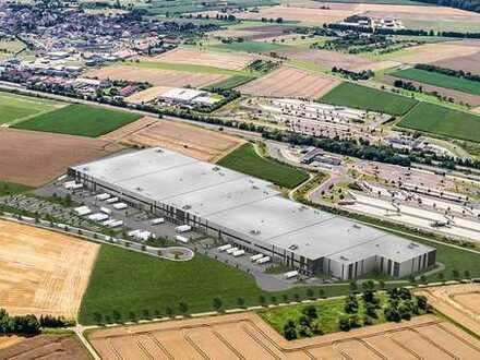 PROVISIONSFREI-Neubau einer Logistikimmobilie in der Metropolregion Frankfurt/Rhein-Main