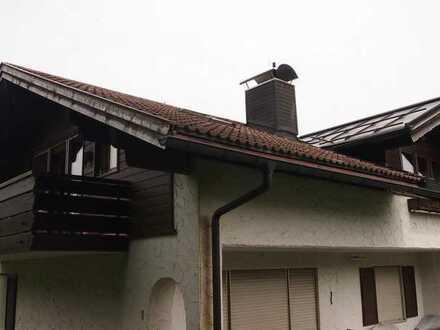 Gepflegtes kleines Raumwunder am Westrand von Oberstdorf