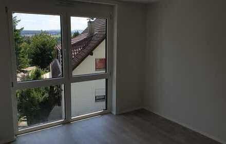 Erstbezug mit EBK und Balkon: 3-Zimmer-Wohnung in Ebersbach an der Fils