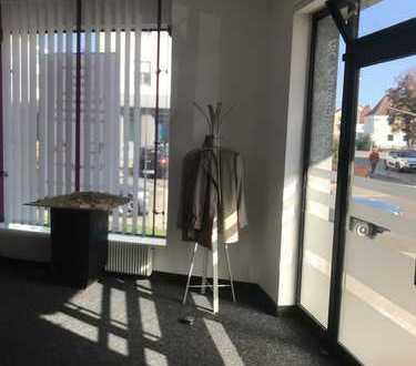 Räume für Wohnung - Büro - Laden - Physio Räume incl. Keller 67,6 m²