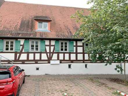 Vermietete Galerie-Eigentumswohnung im Zentrum von Pfedelbach
