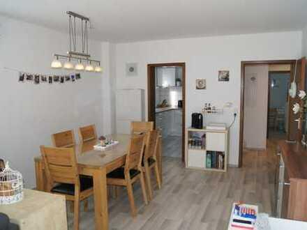 WBS erforderlich Bonn-Beuel 4 Zimmer-EG-Wohnung mit Terrasse und Garten