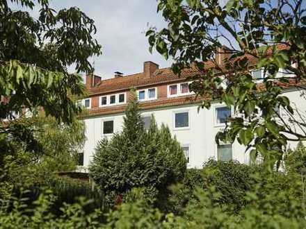 +Gemütliche Dachgeschosswohnung in Grolland+