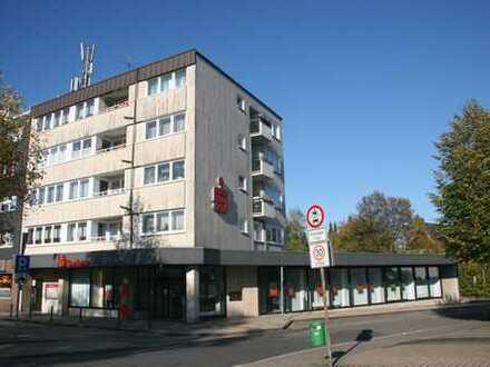 Ehemalige Bankfiliale im Zentrum von Velbert-Tönisheide
