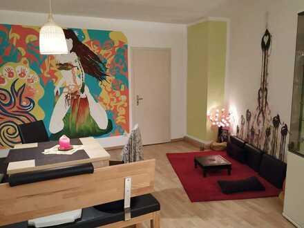 Zentral (eigenes Schlaf- & Wohnzimmer, ges 45qm) für Monat Februar frei