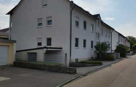 Gepflegte 3 ZKB Wohnung mit Balkon in ruhiger Lage von Gersthofen