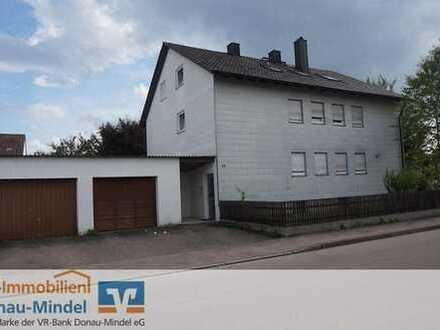 3-Familienhaus in Dillingen
