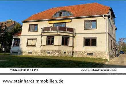 Schöne, helle ca. 105m² große 4- Zimmer- Wohnung mit Kamin und Balkon