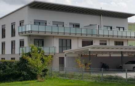 Erstbezug attraktive Terrassenwohnung mit Aufzug, Tiefgarage, Stellplatz