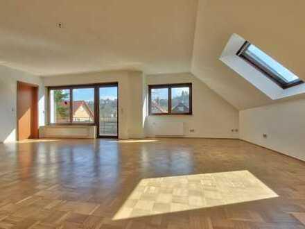 Grüne Bestlage in Stuttgart Untertürkheim - großzügiges Wohnen