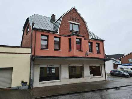 Gatermann Immobilien: Laden mit Werkstatt in Kellinghusen