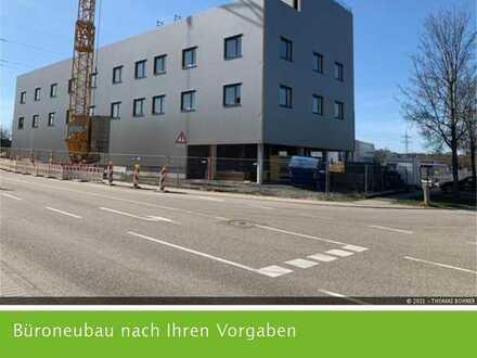 Neubau Erstbezug in Pforzheim-Nord
