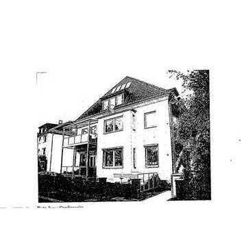 Sanierte 3-Zimmer-Wohnung mit Terasse und Einbauküche in Hildesheim