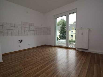 Ruhige 4 Raumwohnung am Stadtrand mit Balkon! Optimal für Familien!