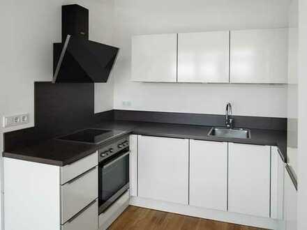 Moderne Urbanität! 4-Raum-Wohnung mit durchdachtem Wohnkomfort und viel Freiraum in Top-Lage