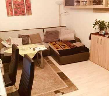 Attraktive 3-Zimmer-Wohnung mit Balkon und Einbauküche in Bad Wörishofen