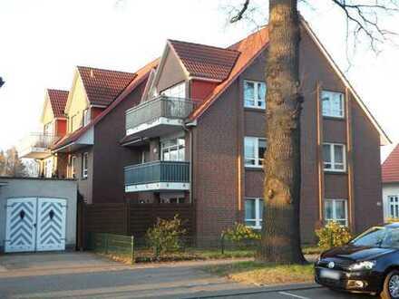 Tolle Dachgeschosswohnung mit Balkon in zentraler Lage