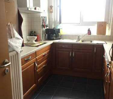 Geräumige 3-Zimmer Wohnung, voll möbliert und WG geeignet!