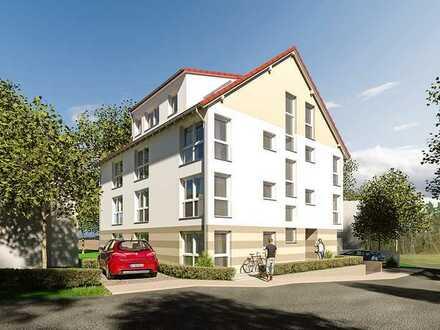 Kompakte 2,5 Zimmer EG Wohnung mit großem Gartenanteil