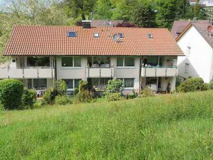 Schöne zwei Zimmer Wohnung in Calw (Kreis), Bad Liebenzell