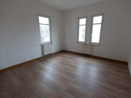 Erstbezug nach Sanierung: attraktive 4-Zimmer-Wohnung