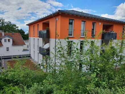Stilvolle, moderne Wohnung in neuer Wohnanlage /Coburg Zentrum