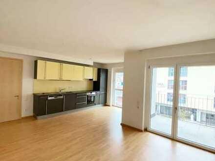 Schöne, helle 2ZKB-Wohnung mit Balkon in Weinheim!