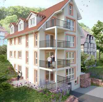 Neubau Eigentumswohnungen im historischen Ortskern von Dillweißenstein