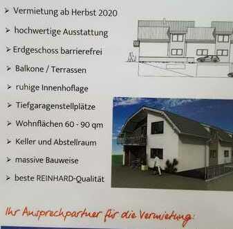 Erstbezug: exklusive 3-Zimmer-Wohnung mit Loggia in Heidelberg