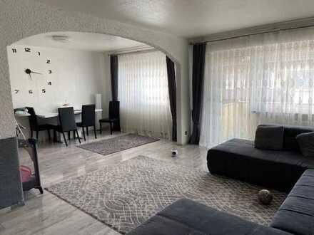 Große, sehr gepflegte Wohnung mit 2 Balkonen in Mannheim-Rheinau