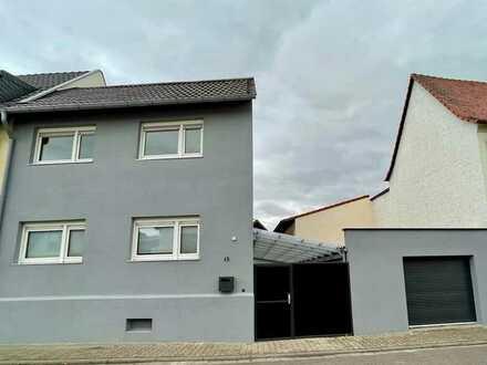 Schönes Haus mit drei Zimmern in Rhein-Pfalz-Kreis, Beindersheim