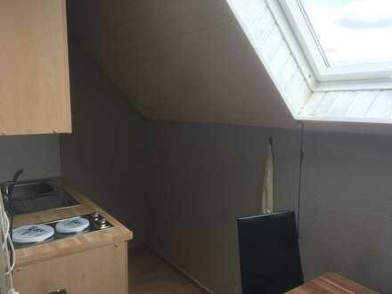 Möbliertes Einraum-Apartment in Mönchengladbach-Holt