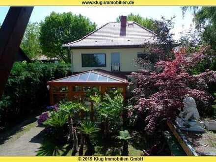 Lübars! Großes, gut gepflegtes Einfamilienhaus mit guter Ausstattung dicht Lübarser Feld