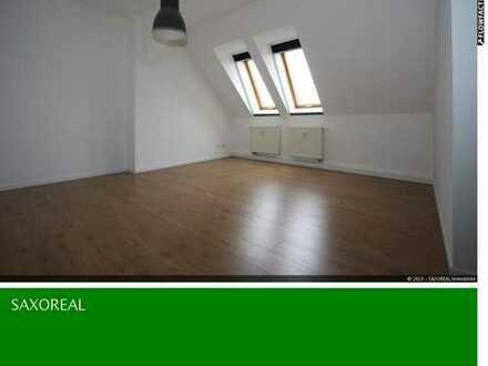2 Raum Dachgeschosswohnung mit Tageslichtbad in Innenstadtlage!