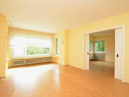 Zentrale Lage - helle und geräumige Wohnung
