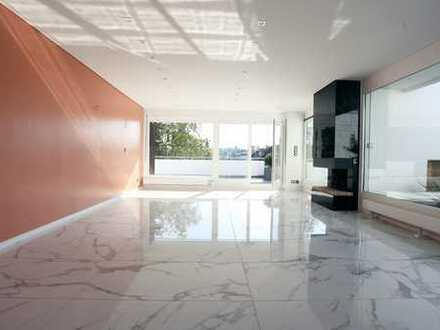 Wiesbaden NEROTAL, sonnige und moderne 4-Zimmer-Penthouse-Wohnung