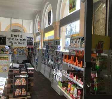 Einzelhandels-/Kioskfläche im Bahnhof zu vermieten