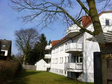 Sonnenbalkon - TG-Platz - 3 Zimmer zwischen Mercedes und Weserpark - ruhige Lage, Baujahr 1996 !!