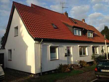 Doppelhaushälfte in ruhiger Südwestlage
