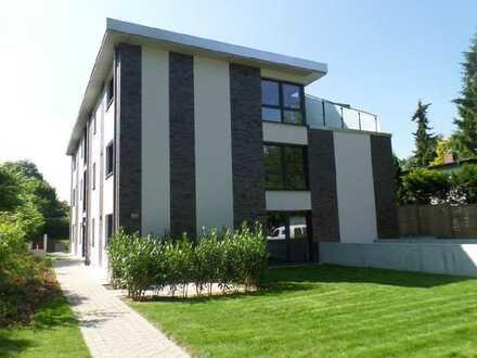 Neubau Traumwohnung im Herzen von Poppenbüttel