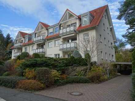 Gepflegte 3-Zimmer-Wohnung mit Balkon und Einbauküche in Plauen